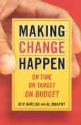 book covers making change happen