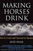book covers making horses drink