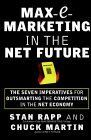 book covers max e marketing in the net future
