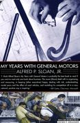 book covers my years with general motors