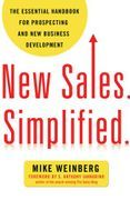 book covers new sales simplified