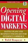 book covers opening digital markets