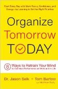 book covers organize tomorrow today