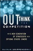 book covers outthink the competition