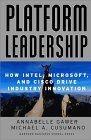 book covers platform leadership