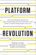book covers platform revolution