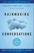 book covers rainmaking conversations