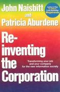 book covers re inventing the corporation