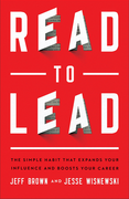 book covers read to lead