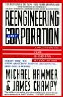 book covers reengineering the corporation
