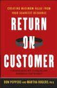 book covers return on customer