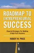 book covers roadmap to entrepreneurial success