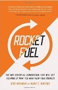 book covers rocket fuel