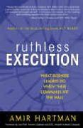 book covers ruthless execution