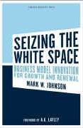 book covers seizing the white space