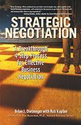book covers strategic negotiation