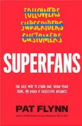 book covers superfans