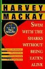 book covers swim with the sharks the mackay 66