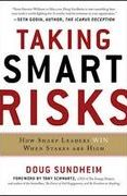 book covers taking smart risks