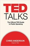 book covers ted talks