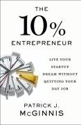 book covers the 10 percent entrepreneur