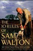 book covers the 10 rules of sam walton
