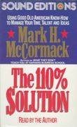 book covers the 110 percent solution