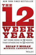 book covers the 12 week year