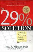 book covers the 29 percent solution