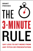 book covers the 3 minute rule