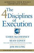 book covers the 4 disciplines of execution
