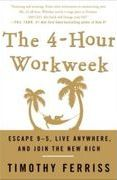book covers the 4 hour workweek