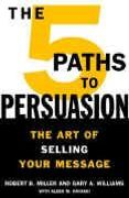 book covers the 5 paths to persuasion
