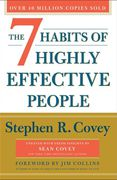 book covers the 7 habits of highly effective people