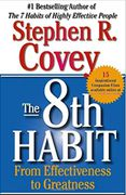 book covers the 8th habit