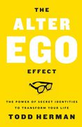 book covers the alter ego effect