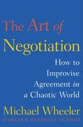 book covers the art of negotiation