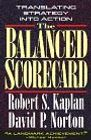 book covers the balanced scorecard