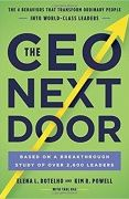 book covers the ceo next door