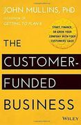 book covers the customer funded business