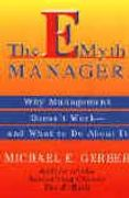 book covers the e myth manager