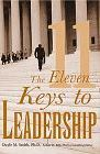 book covers the eleven keys to leadership