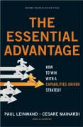 book covers the essential advantage