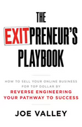 book covers the exitpreneurs playbook
