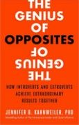 book covers the genius of opposites