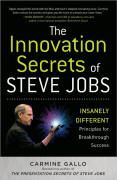 book covers the innovation secrets of steve jobs