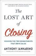 book covers the lost art of closing