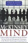 book covers the mckinsey mind