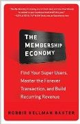 book covers the membership economy