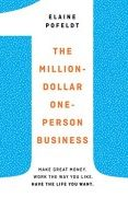 book covers the million dollar one person business